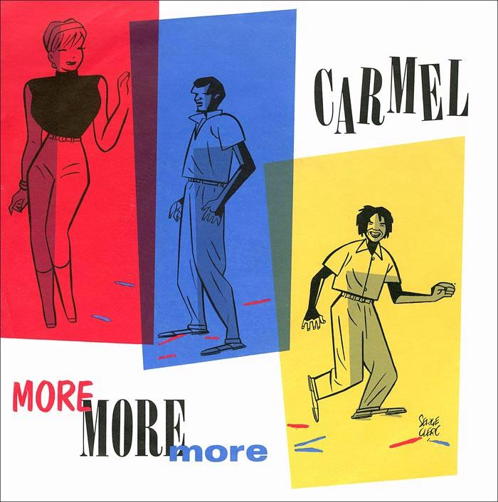 Carmel More More More