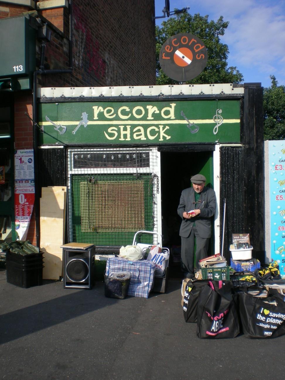 Record Shack