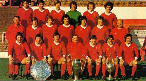 Liverpool Squad 1977-1978