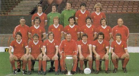 Liverpool Squad 1978-1979