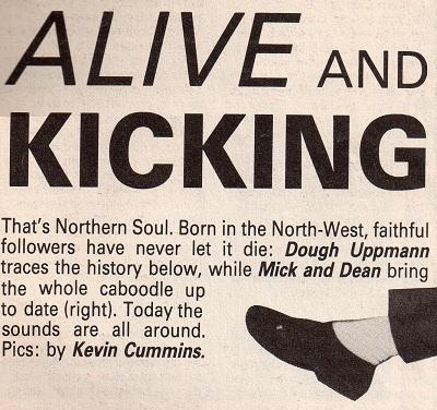 Northern Soul Scene