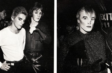 At Pips Nightclub - by Kevin Cummins - The Face December 1980