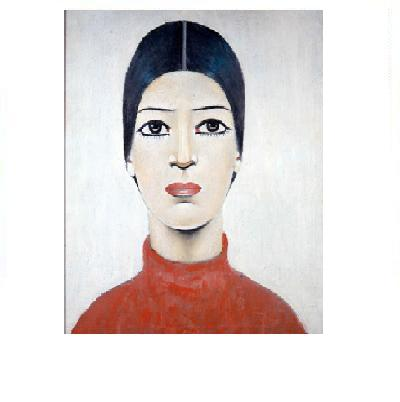 Portrait of Ann, , 1957