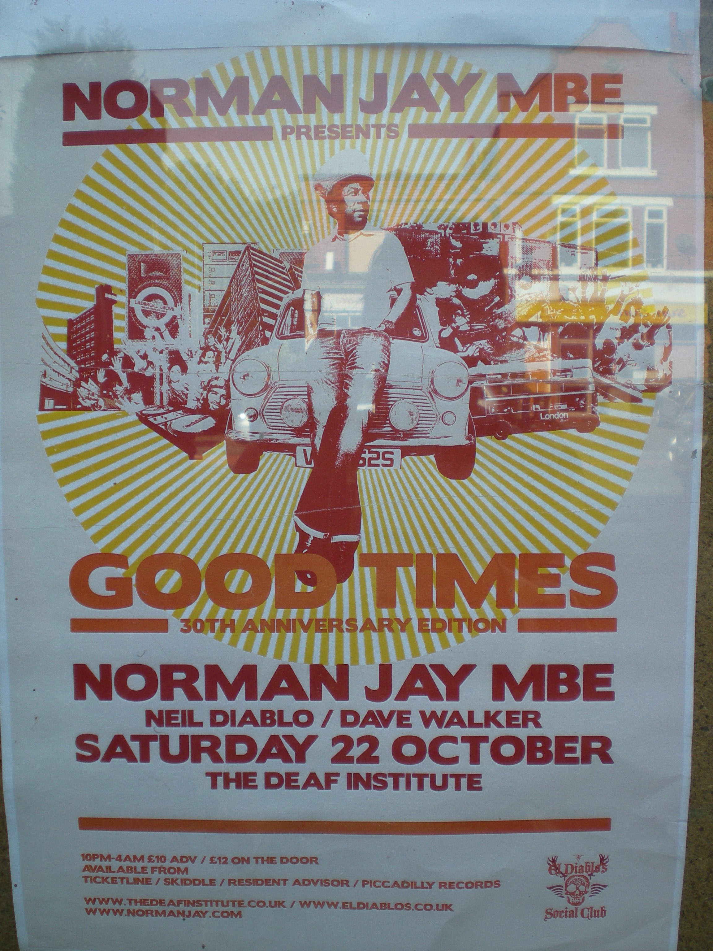 Norman Jay Good Times