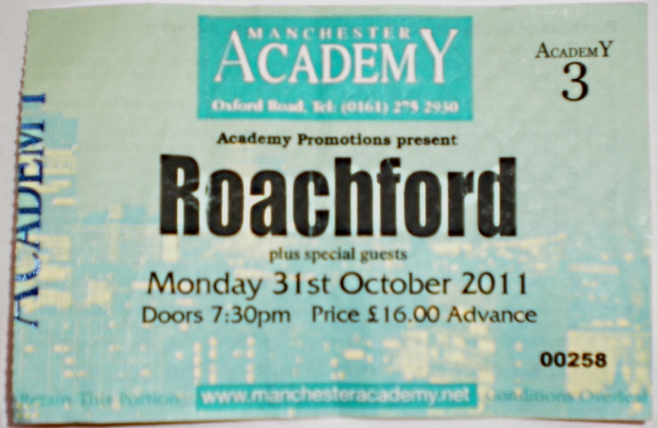 Roachford @The Academy