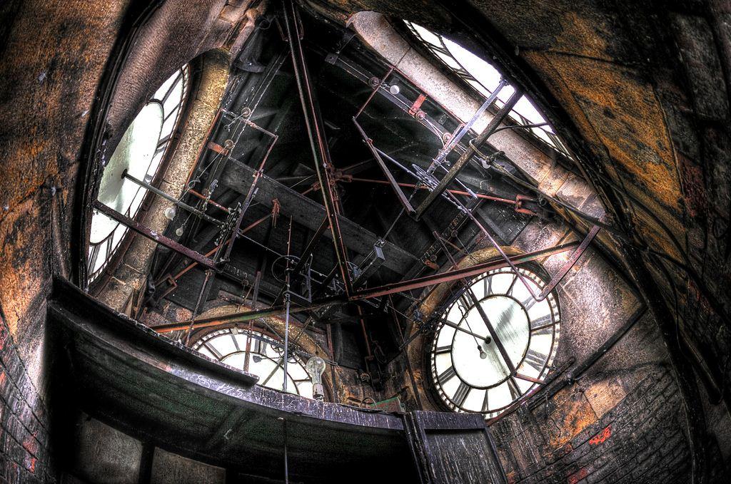 Urban Explorer: Oldskool