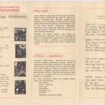 Programme Inner