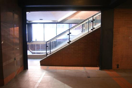 Escalator / Oxford Road