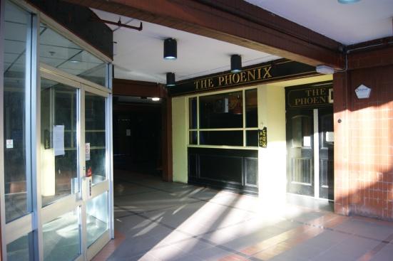 The Phoenix Entrance