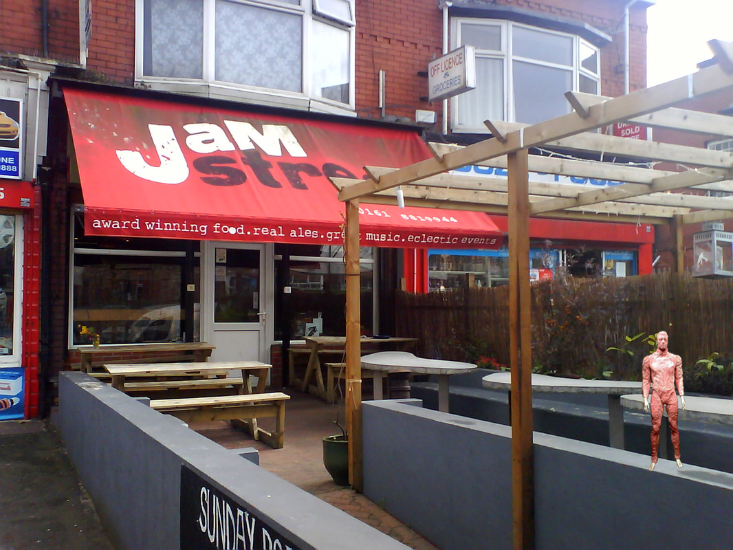 Jam Street Cafe