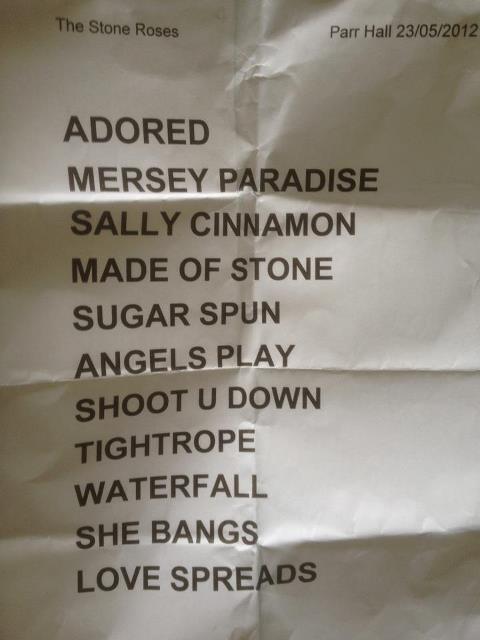 Stone Roses Comeback