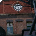 Queens Brewery Stonework & Clock