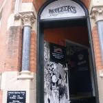 Tib Street Door