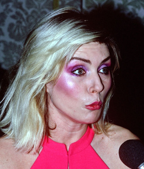 "Debbie Harry described hair as ""just external protein""."
