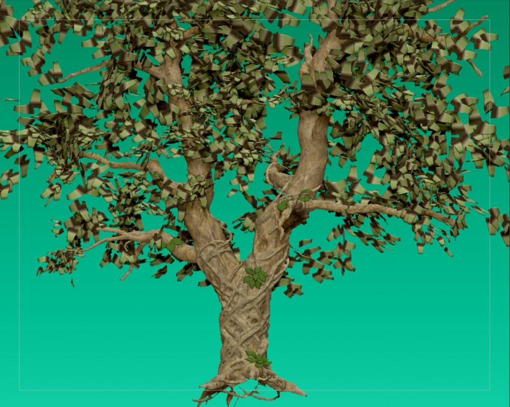 TreeWithLeaves